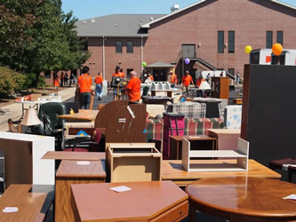 Donate for the Annual Furniture GiveAway FGA for International